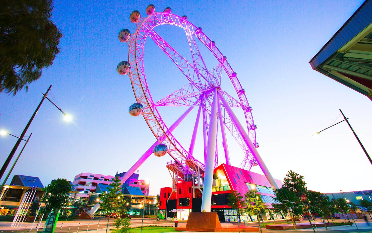 melbourne star observation wheel ticket-1