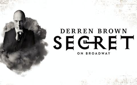 Derren Brown: Secret