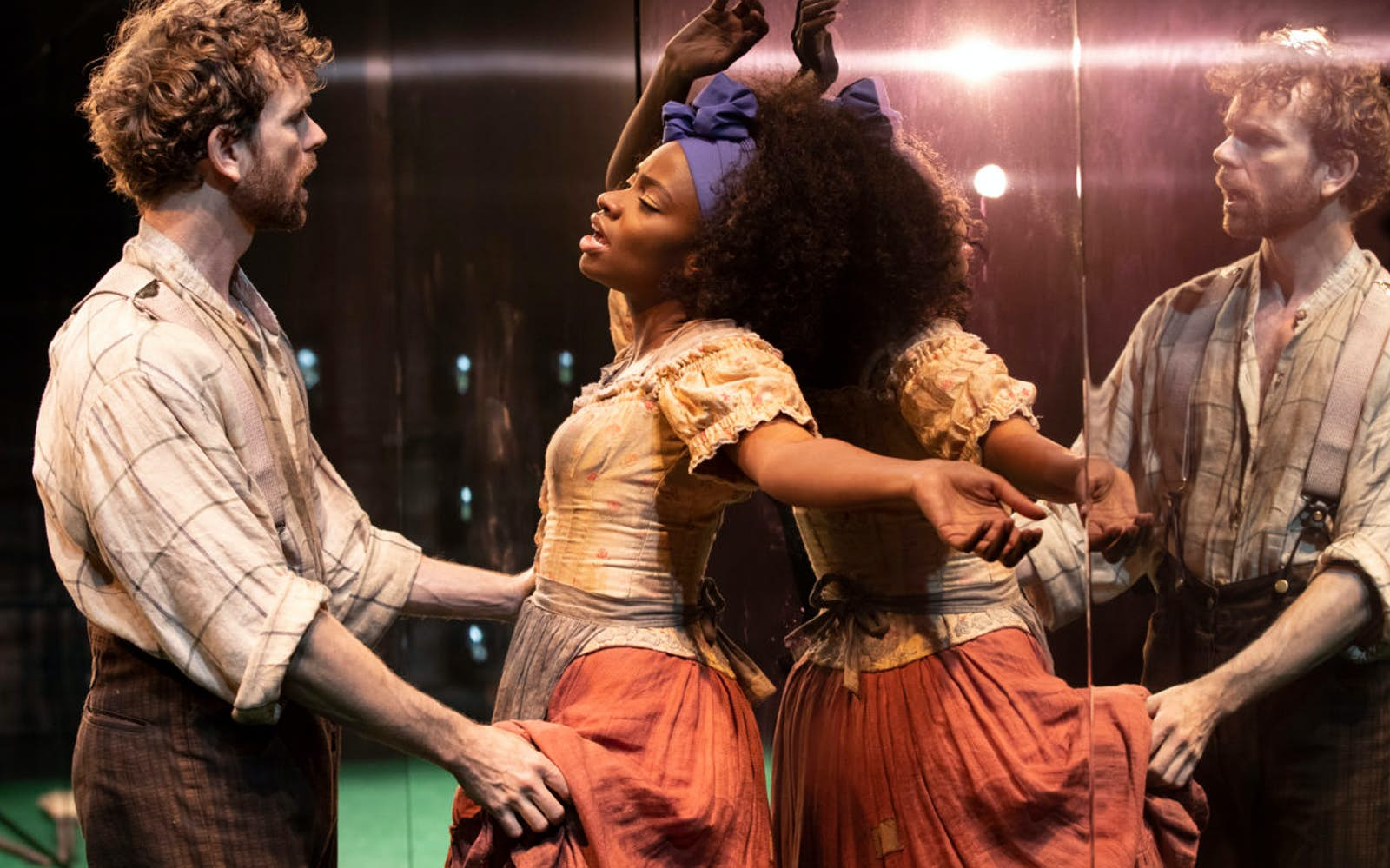 Slave Play Broadway Reviews