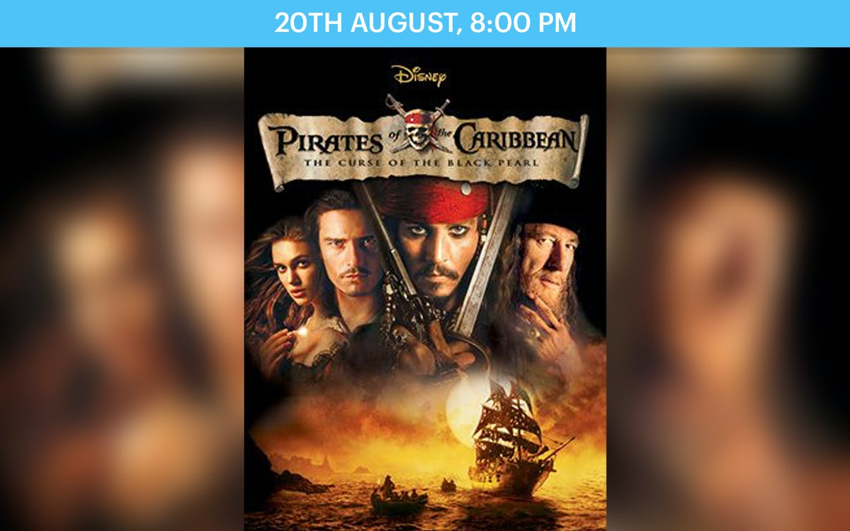 pirates of the caribbean-1