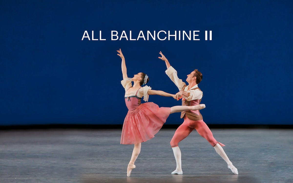all balanchine ii-1