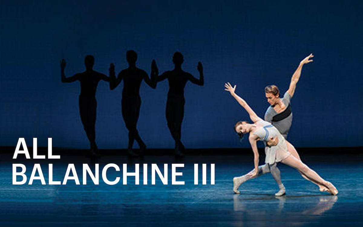 all balanchine iii-1
