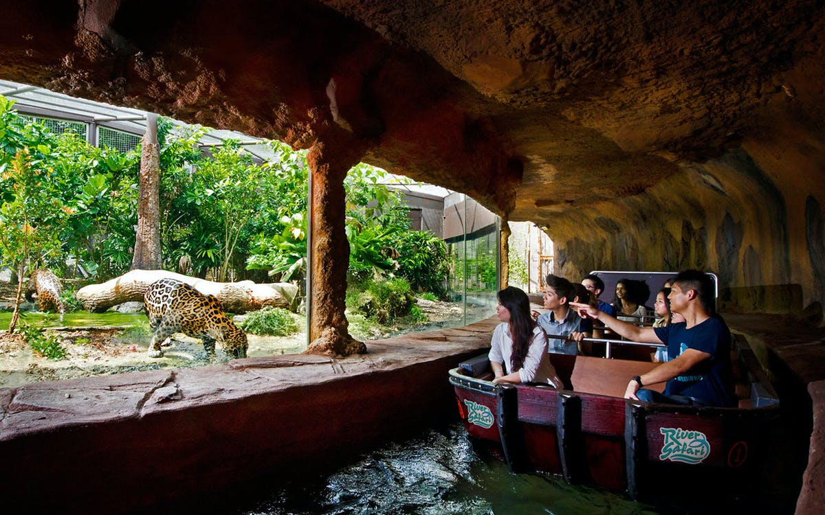 safari world, lunch, transfers with optional river safari ride-1