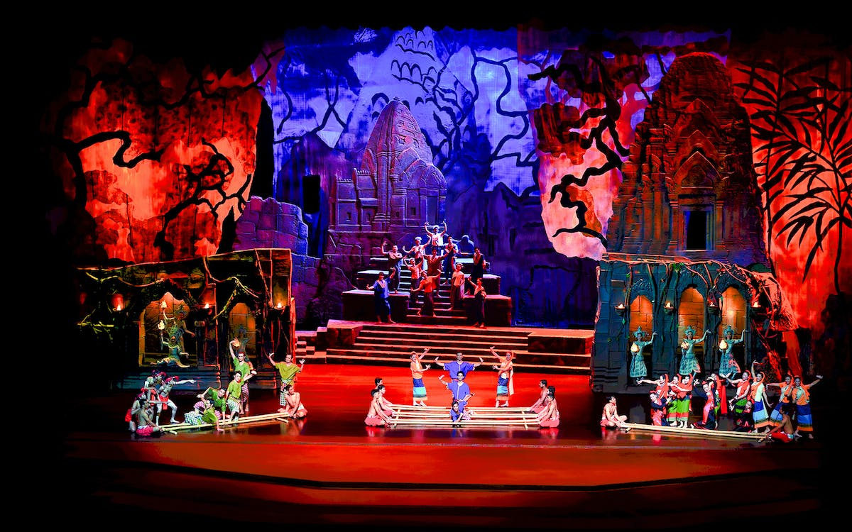 siam niramit bangkok show + transfers with optional dinner -1