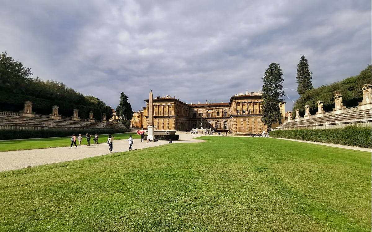 palazzo pitti & palatine gallery skip the line tickets-1