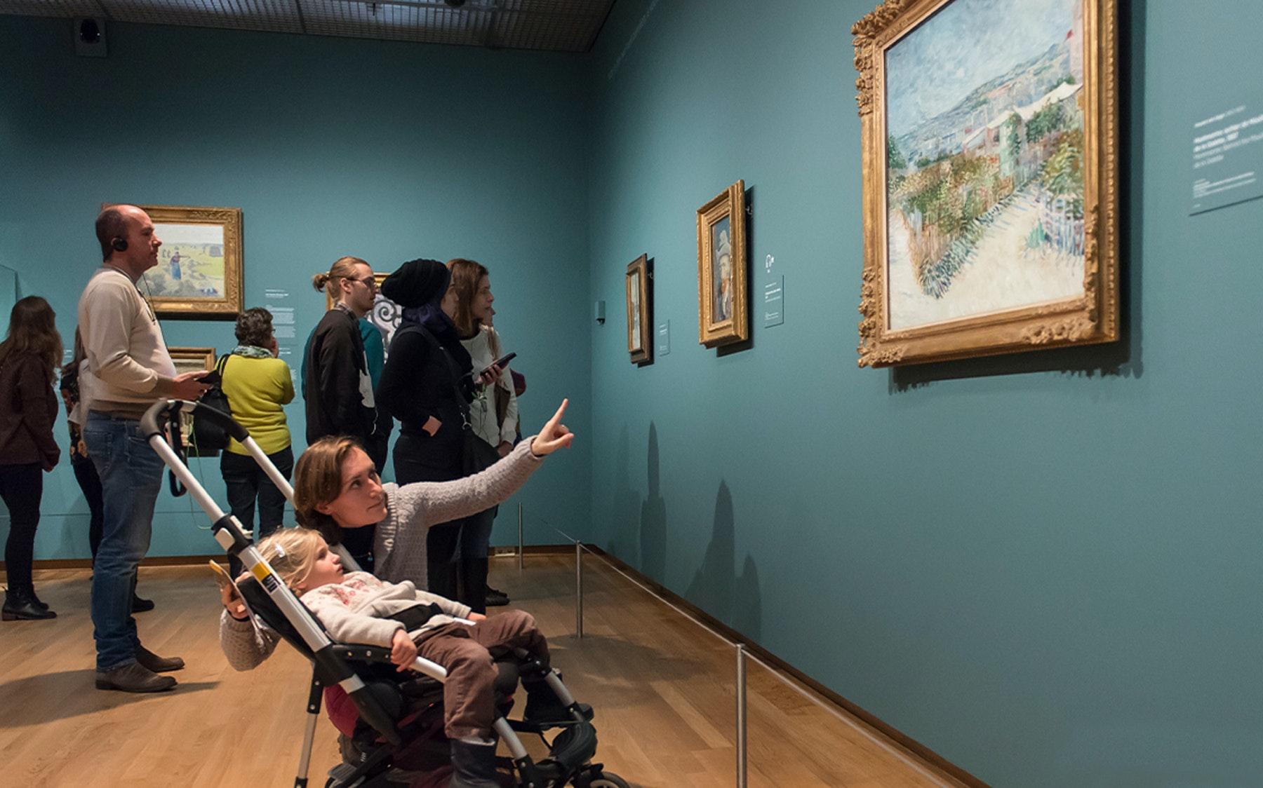 Van Gogh Museum tickets