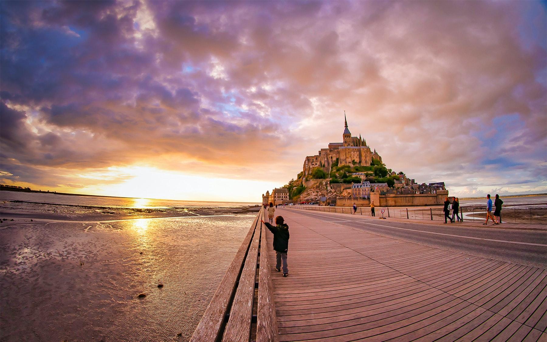 Billets Mont Saint Michel