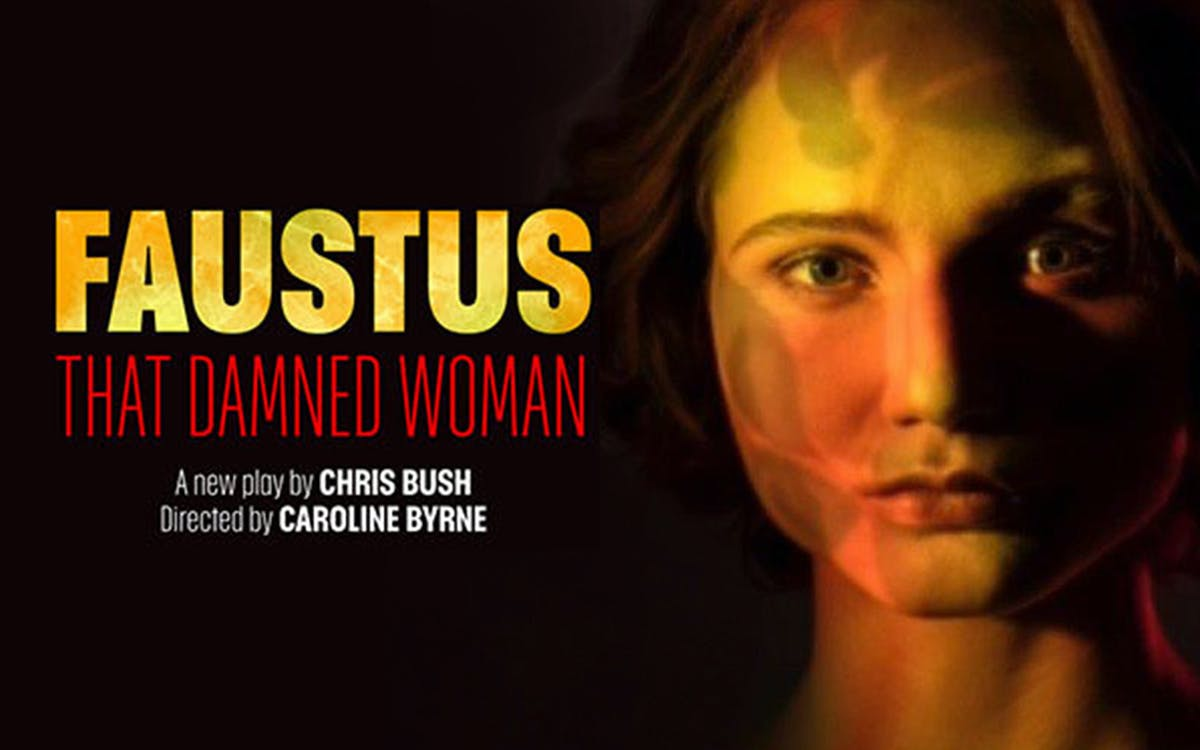 faustus: that damned woman-1