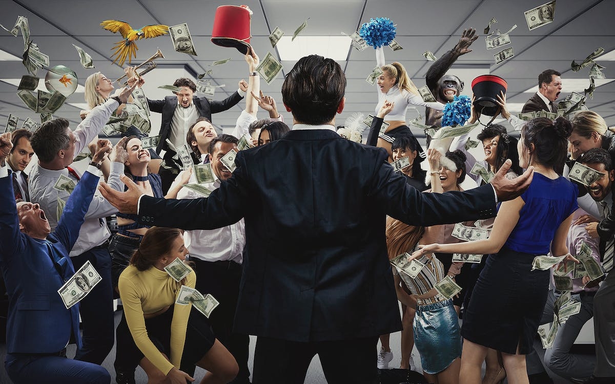 The Wolf of Wall Street London tickets