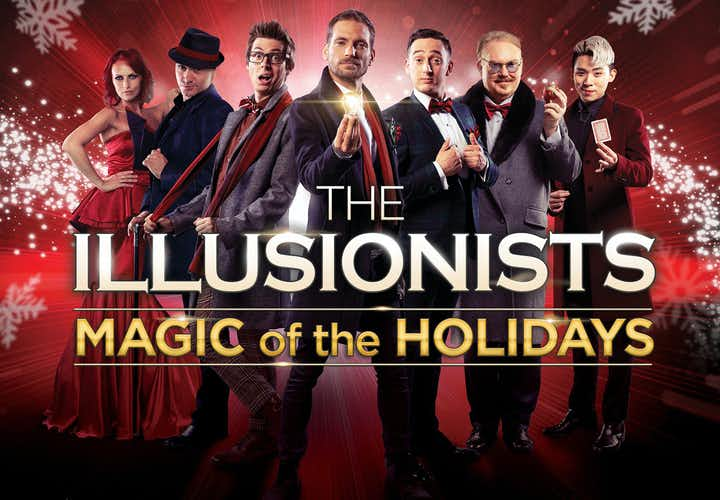 Best Broadway Shows in New York - The Illusionists