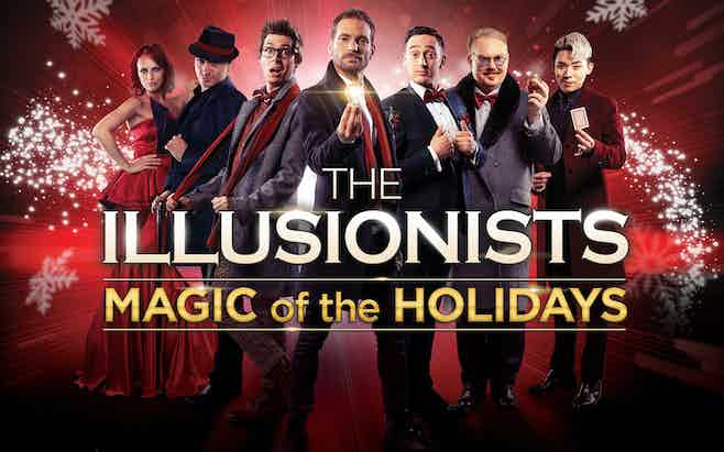 The illusionists Broadway Discount Tickets