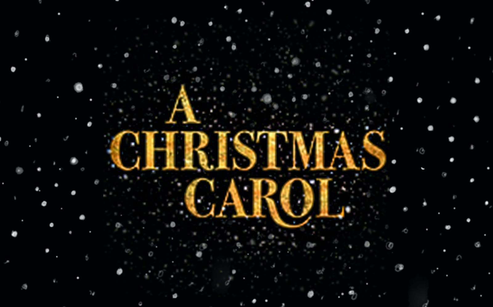 Christmas broadway shows - A Christmas Carol