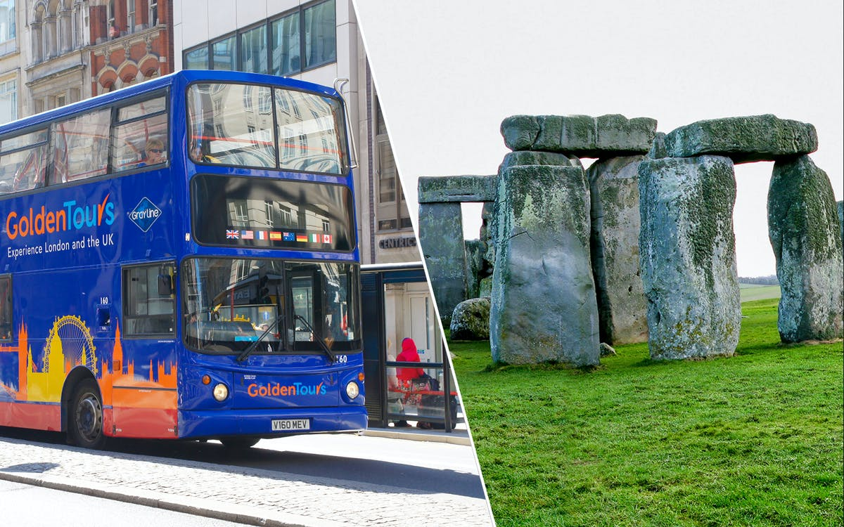 1 day london hop on hop off & stonehenge tour -1