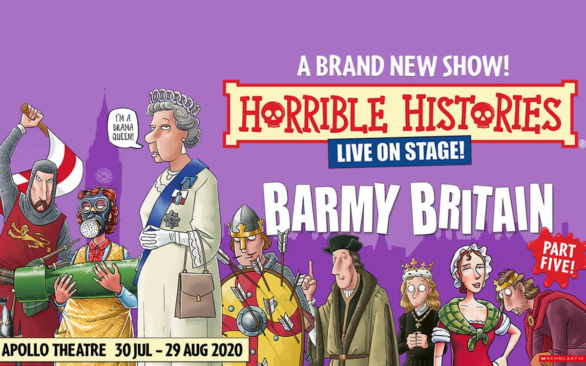 horrible histories: barmy britain - part five!-1