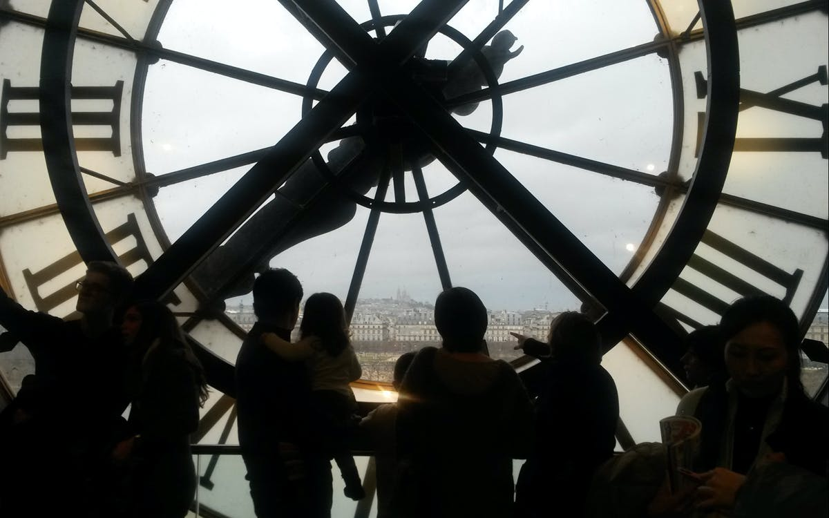 skip the line tickets to orsay museum & paris city tour-1