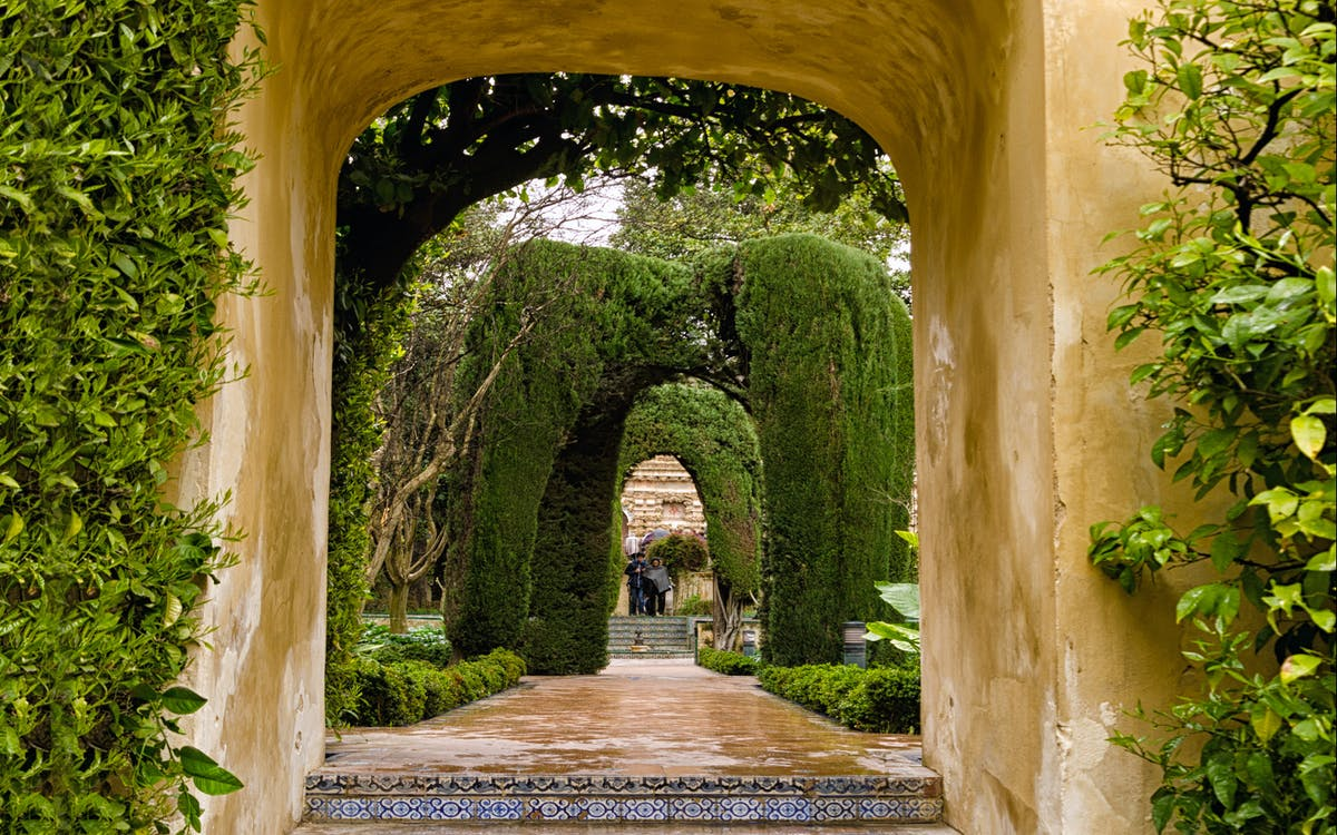 Royal Alcazar Seville