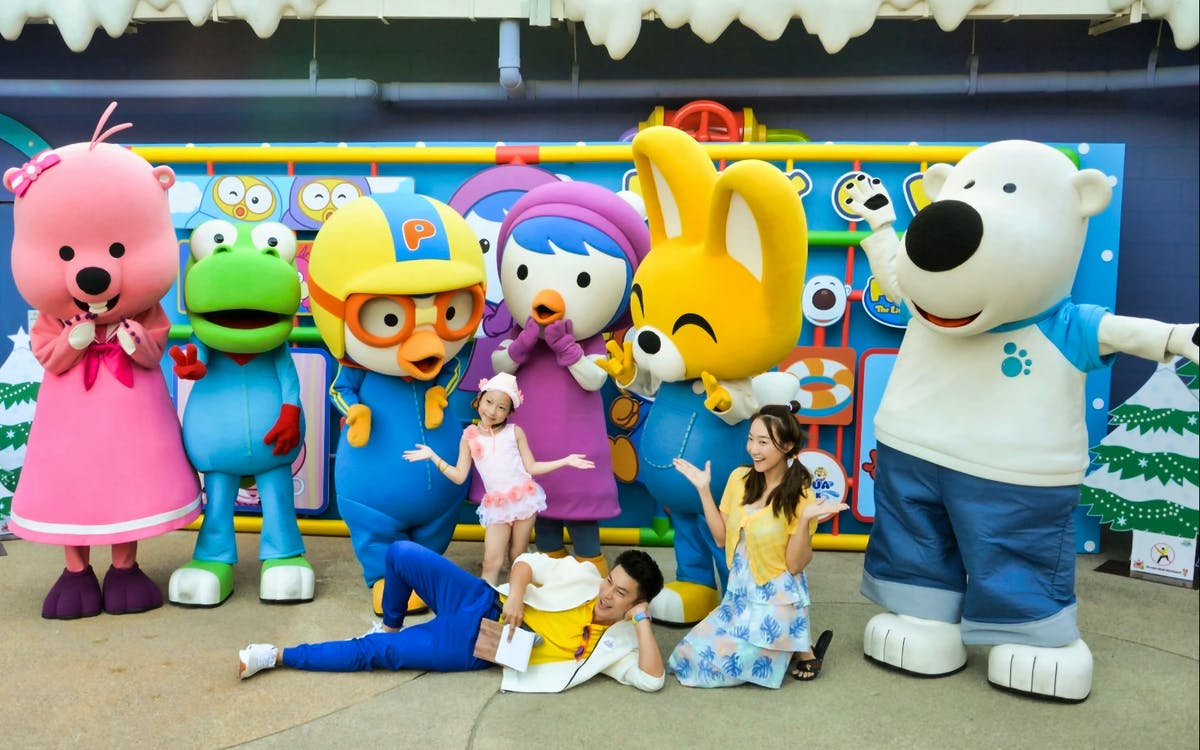 pororo aquapark ticket bangkok -1