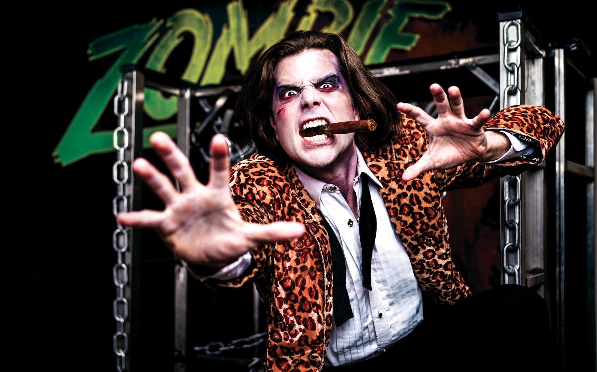 Cheap Las vegas show tickets- Zombie Burlesque