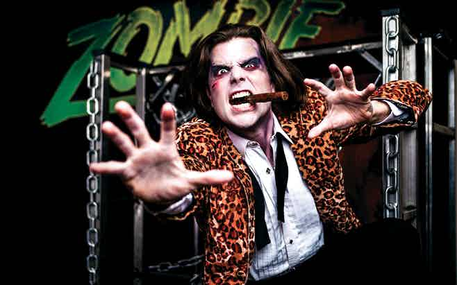 Cheap Las vegas show tickets- Zombie Burlesque