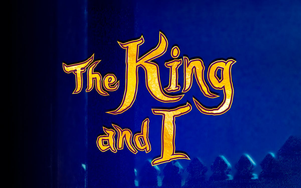 the king and i-1