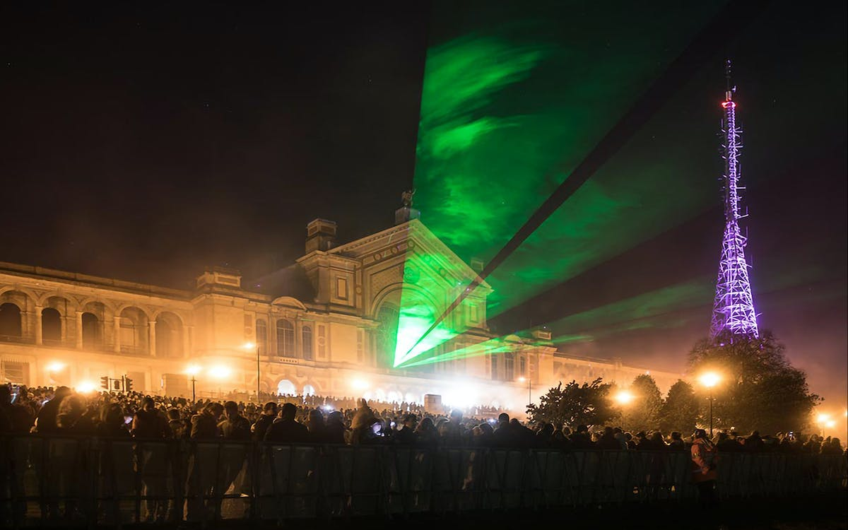 alexandra palace fireworks festival with german bier festival access-1