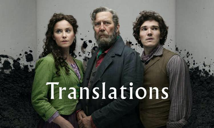 Translations west end