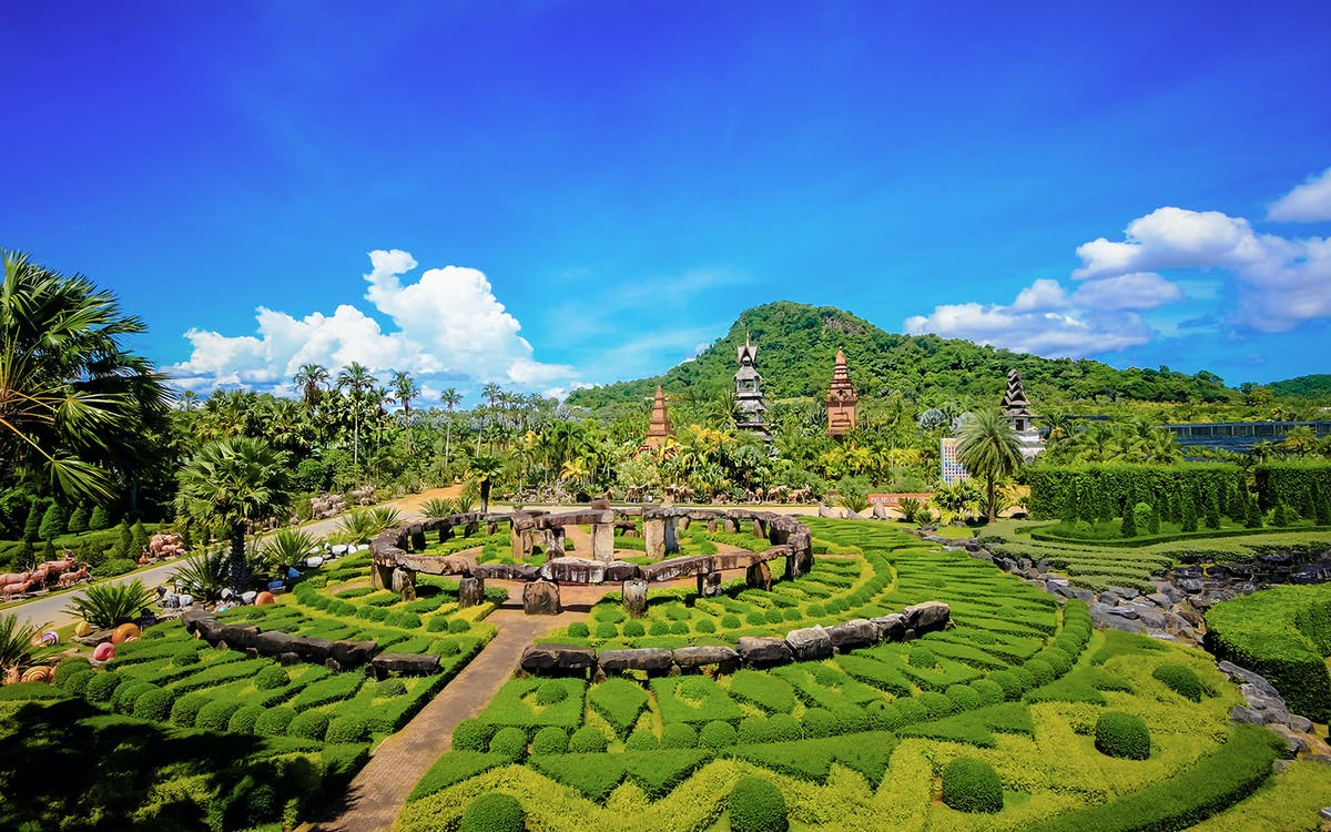nong nooch tropical garden ticket-1