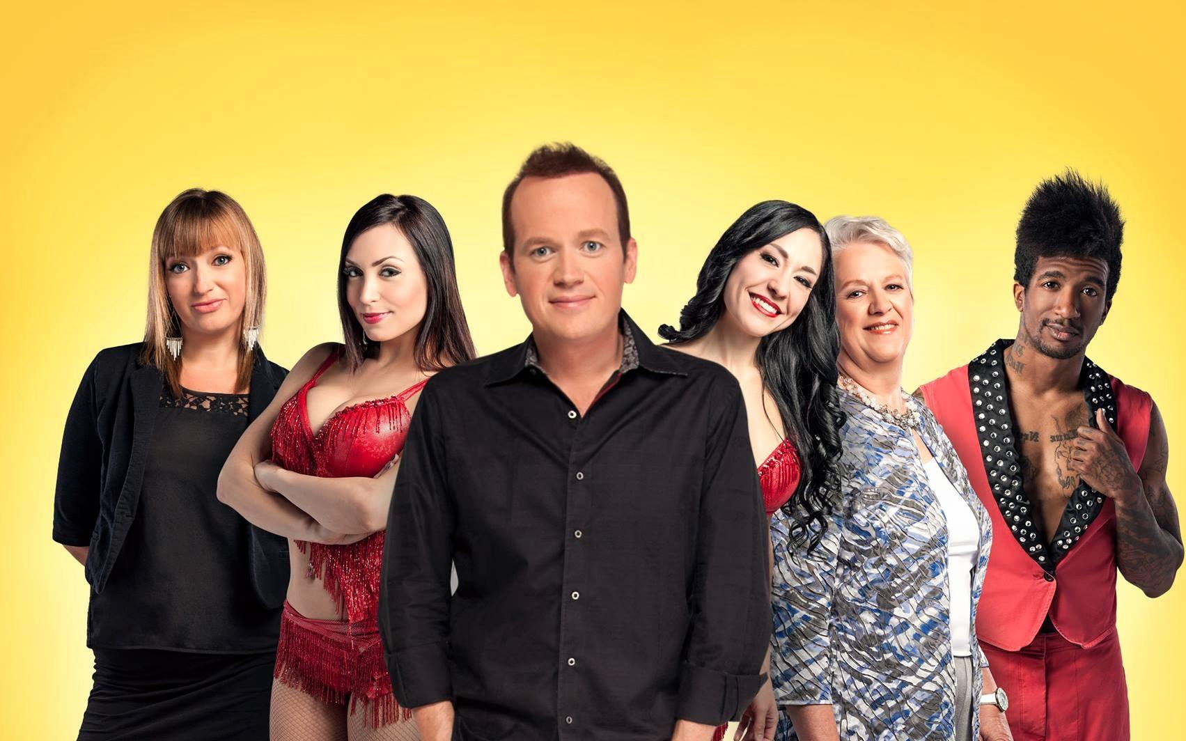 Cheap Las vegas show tickets- Nathan Burton Comedy Magic