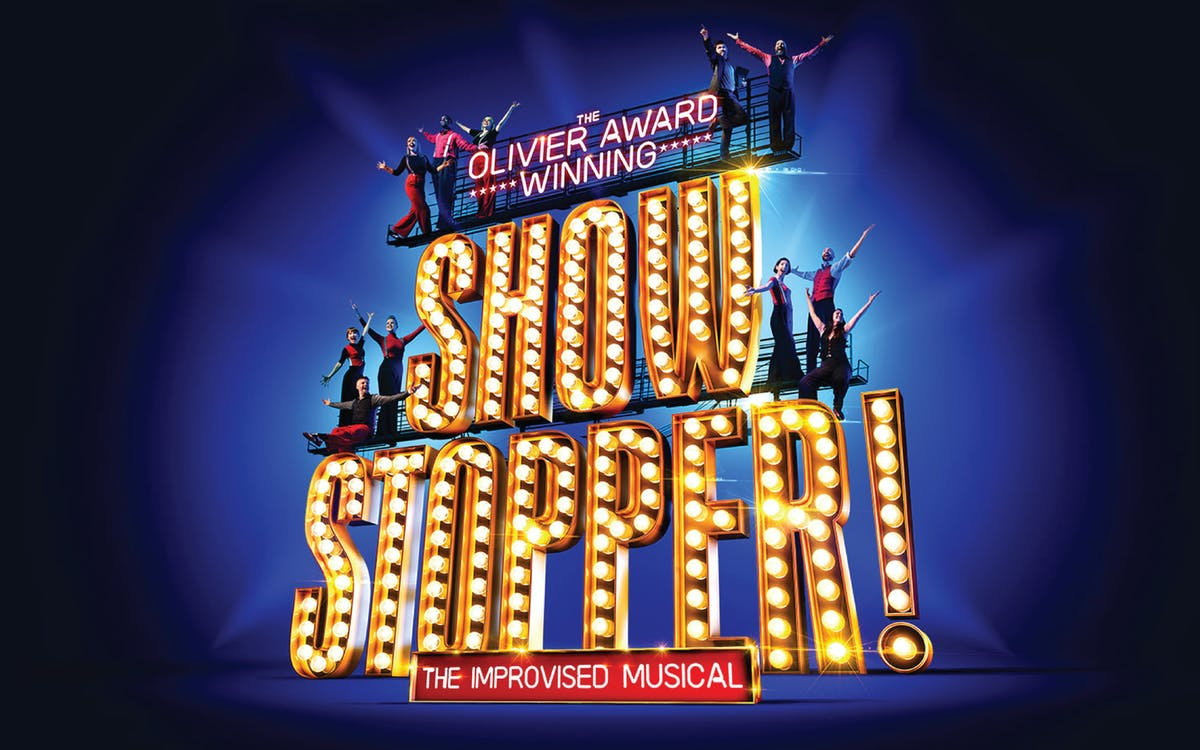 showstopper! the improvised musical-0