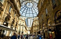 1 day in Milan- Galleria Vittorio Emanuele II