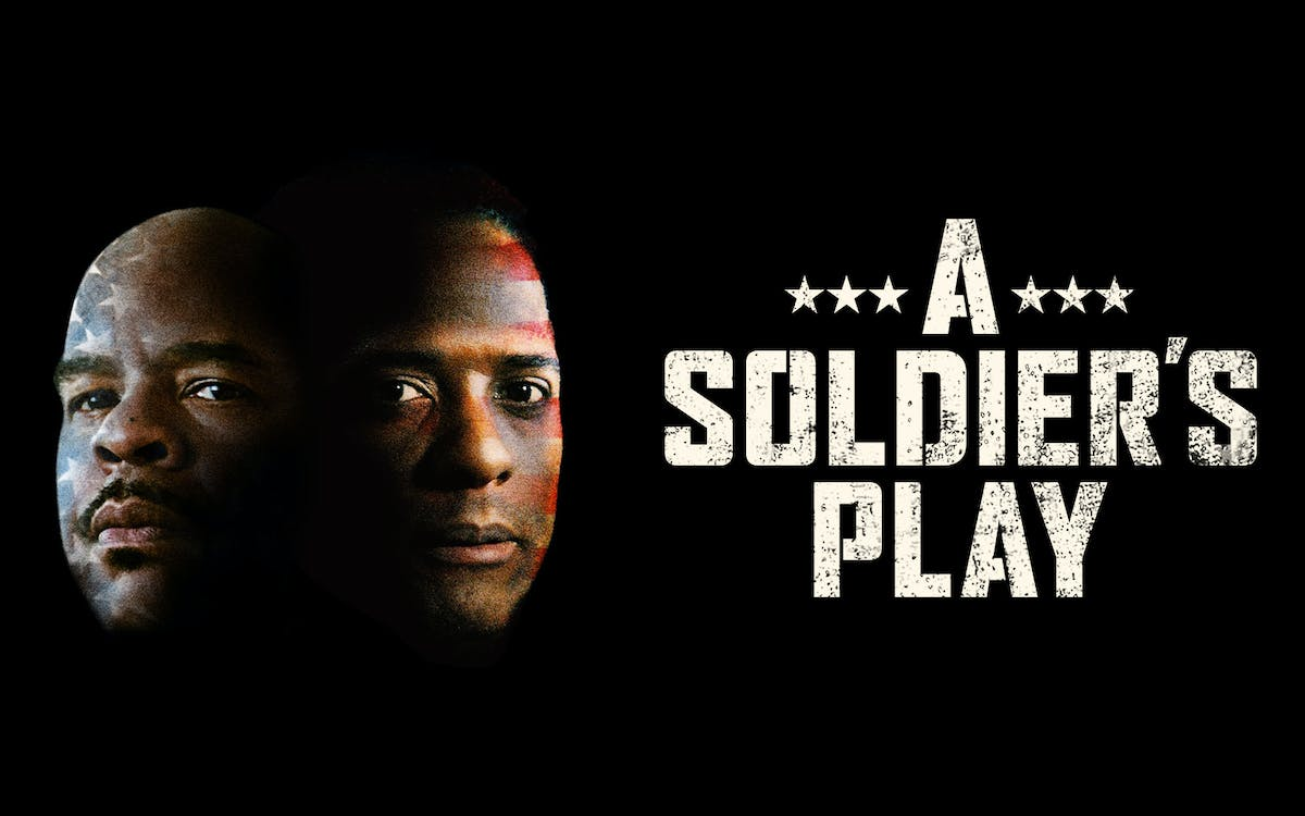 a soldier's play-1