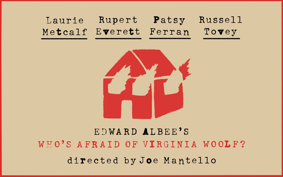 Upcoming broadway shows 2020 - Who's Afraid of Virginia Woolf