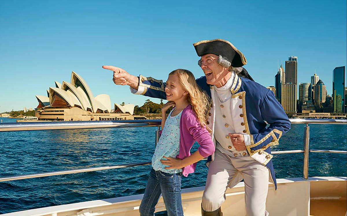 madame tussauds + 2 day sydney harbour hop-on-hop-off cruise-1