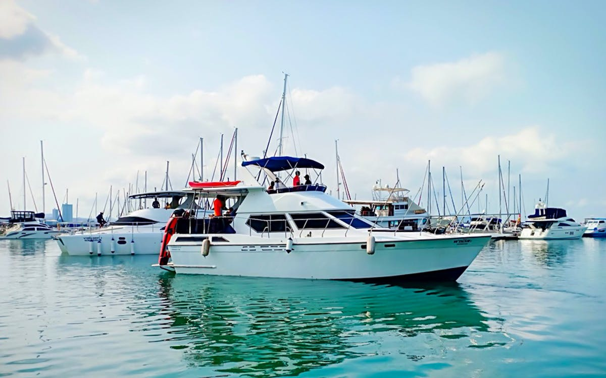 pattaya island hopping (koh pai + koh rin + koh ped) with transfers-1