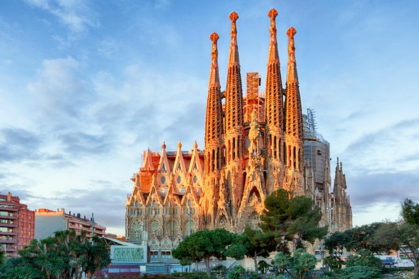 Sagrada Familia reopening post Coronavirus