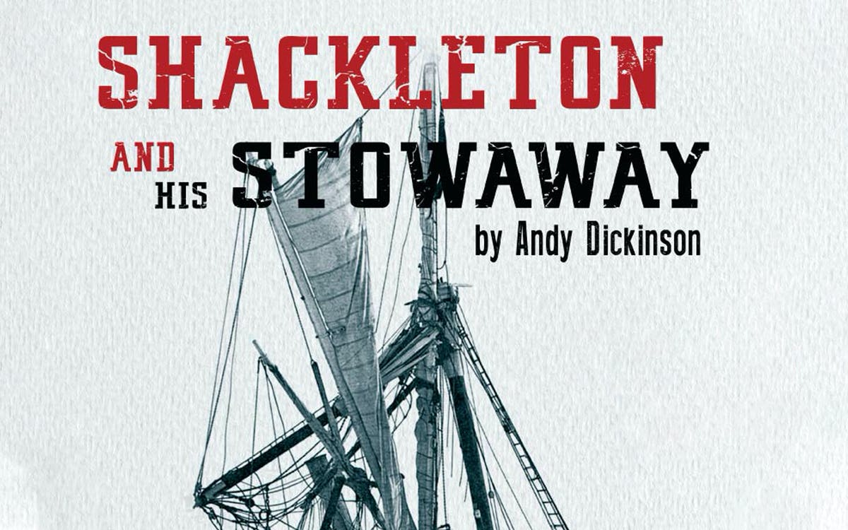 shackleton and his stowaway-1