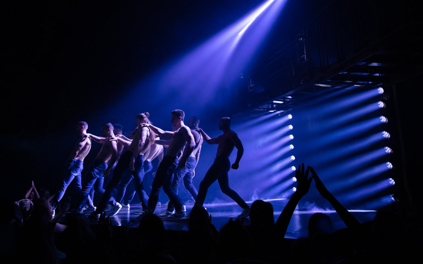 Magic Mike Live London| Story | Cast | Timings | Reviews