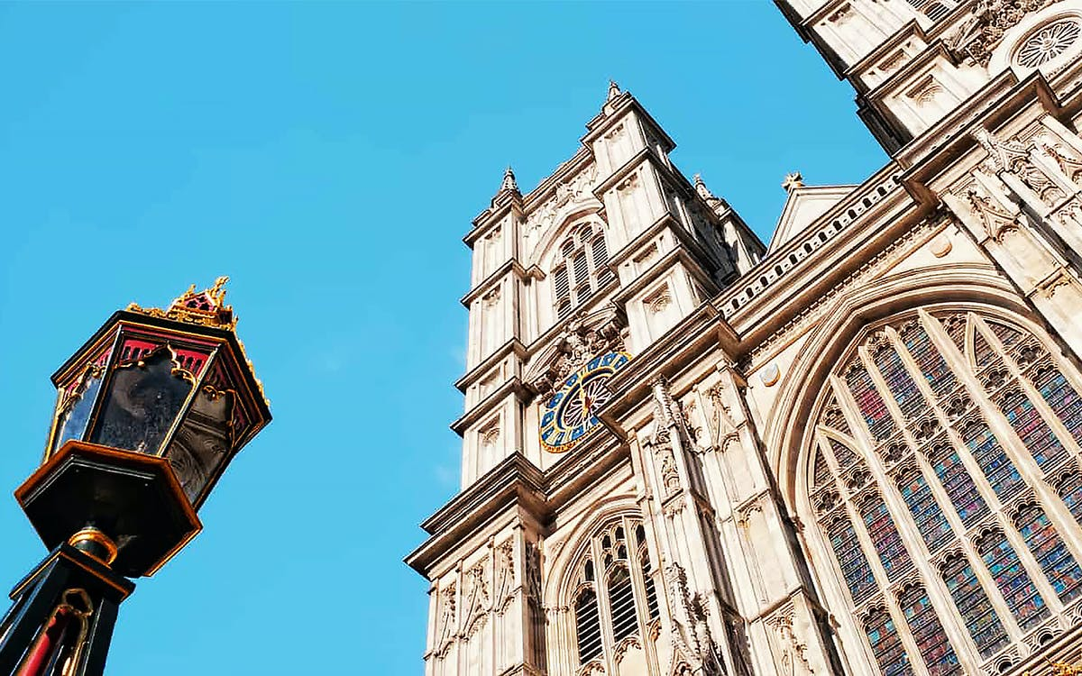 afternoon tea at westminster abbey & magical christmas lights tour-1