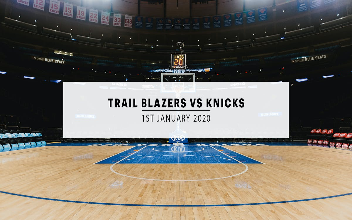portland trail blazers vs. new york knicks-1