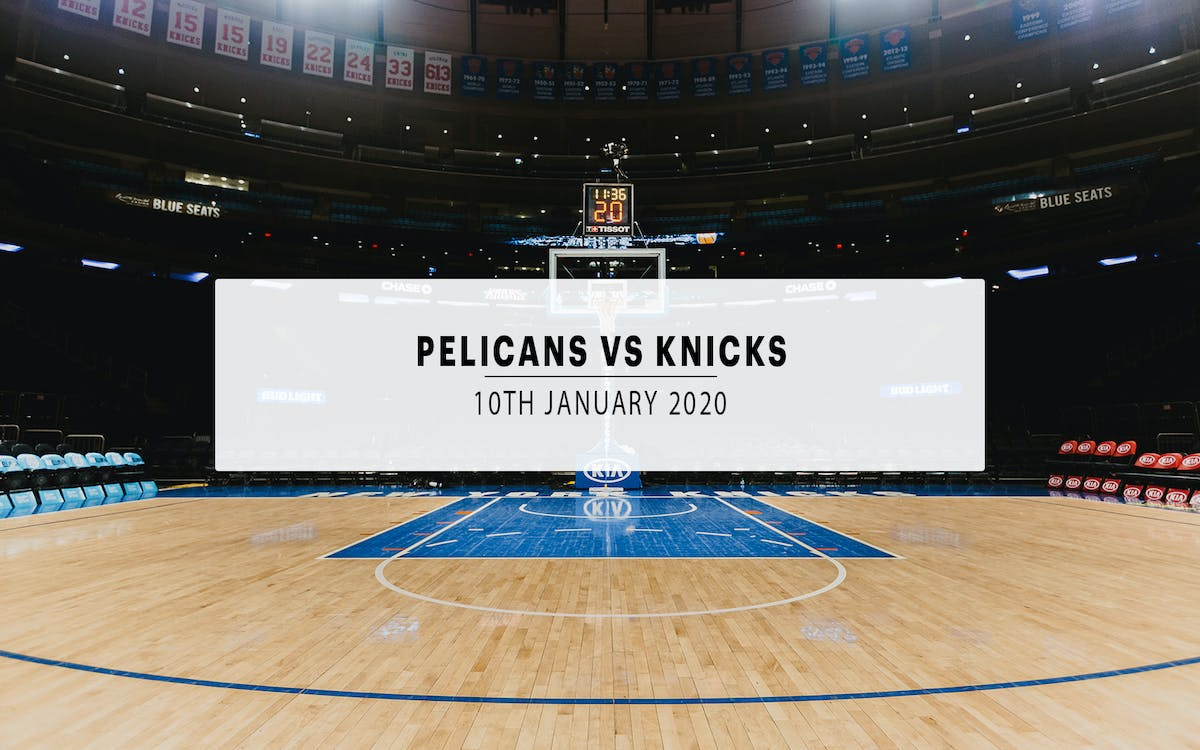new orleans pelicans vs. new york knicks-1