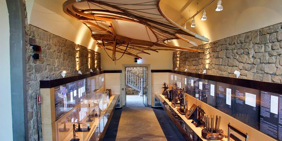 Venice in December - Da Vinci Museum