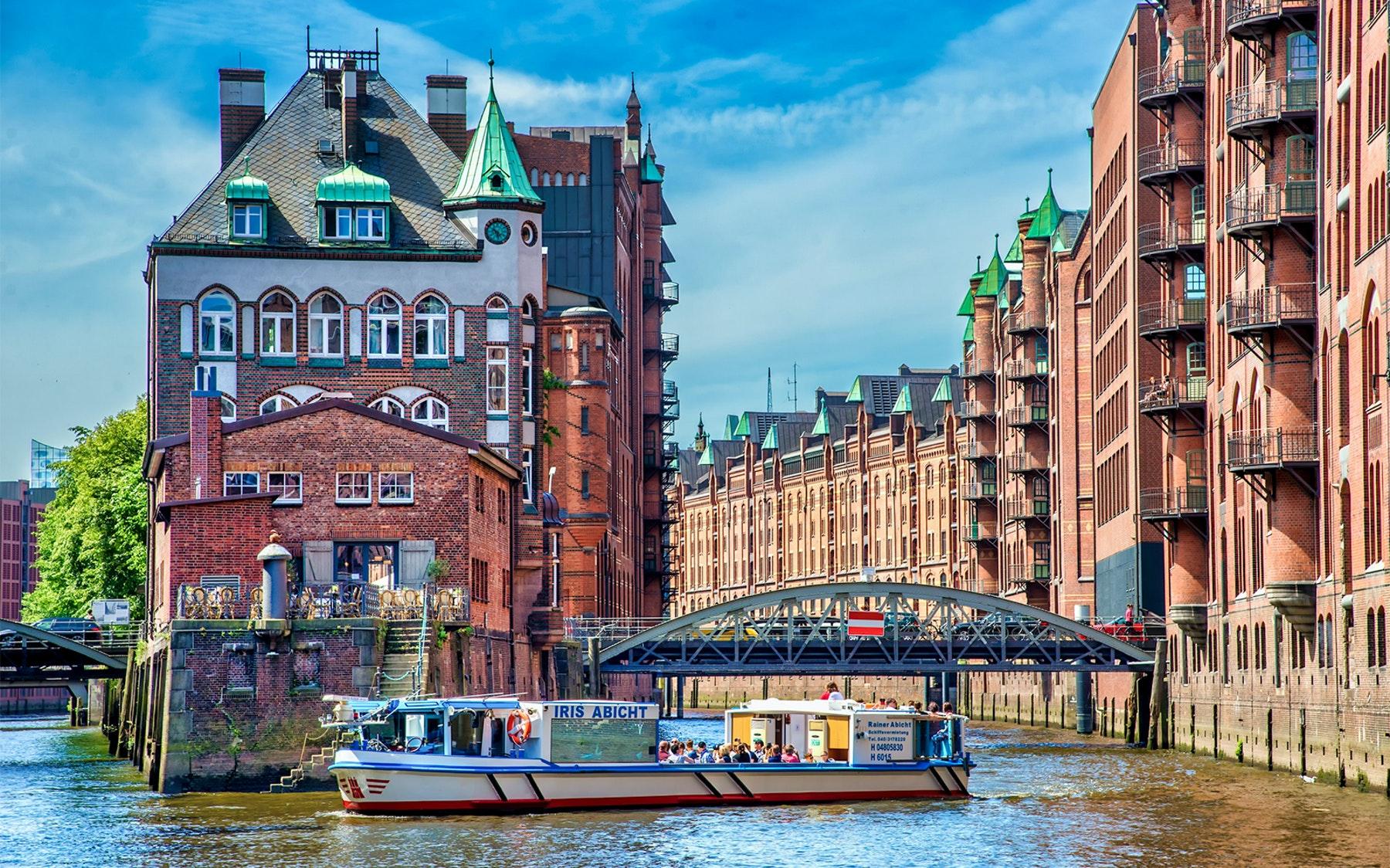 Hafenrundfahrt Hamburg Tickets