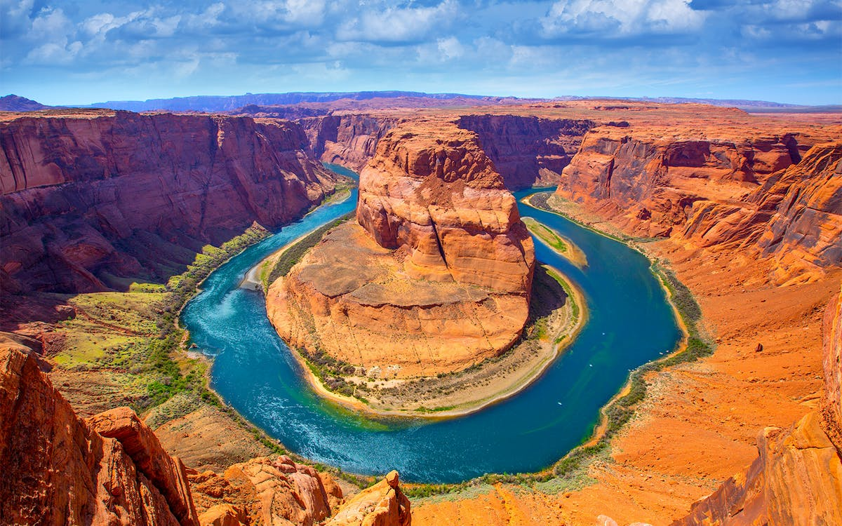 airplane tour of antelope canyon & horseshoe bend-1