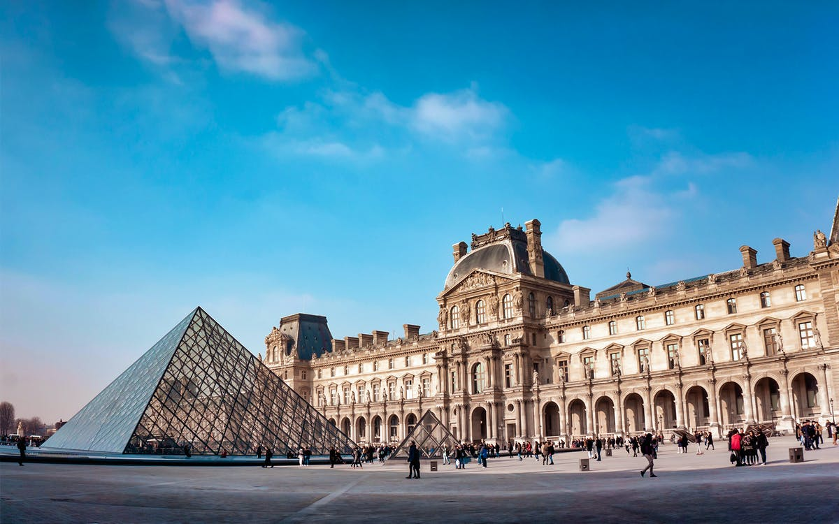 louvre museum: skip-the-line with digital audio guide & river cruise-1