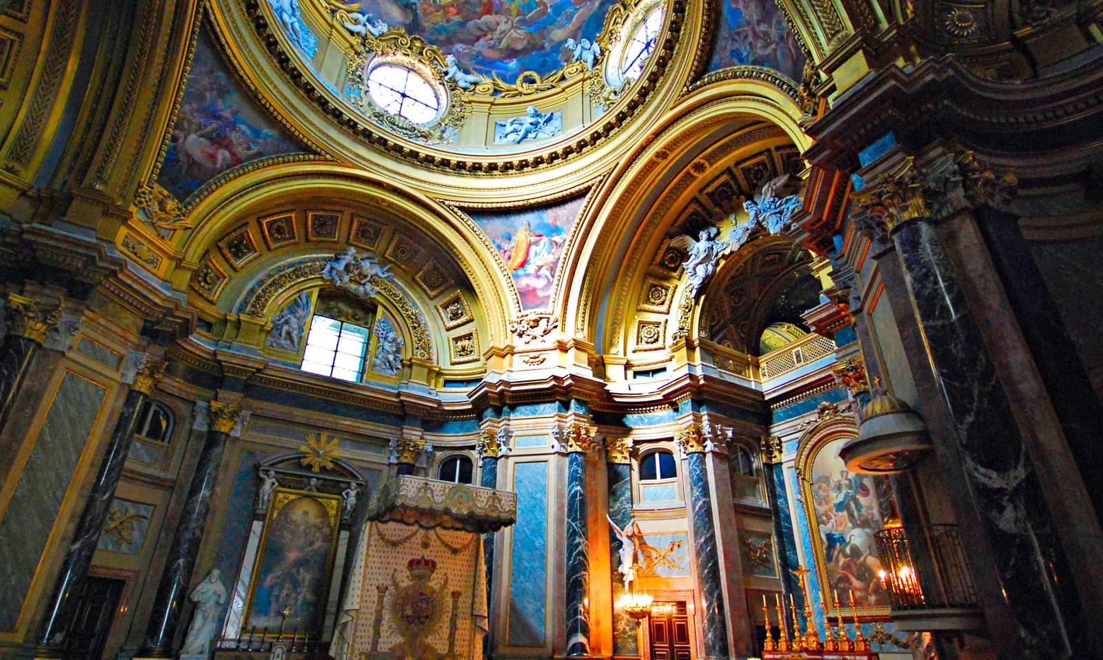 Madrid Royal Palace tours