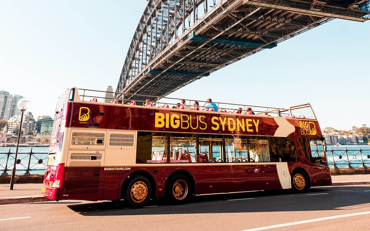 2 day bigbus hop-on-hop-off + cruise + sydney tower + zoo & more -1