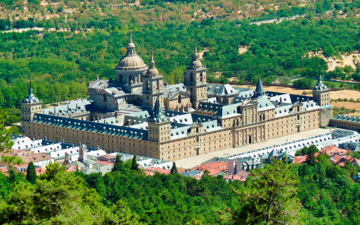 fast track ticket: san lorenzo of el escorial-1