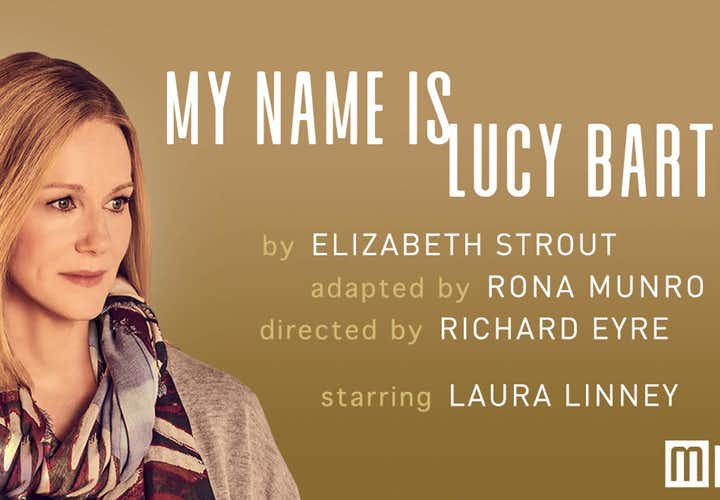 Best Broadway Shows - My Name is Lucy Barton