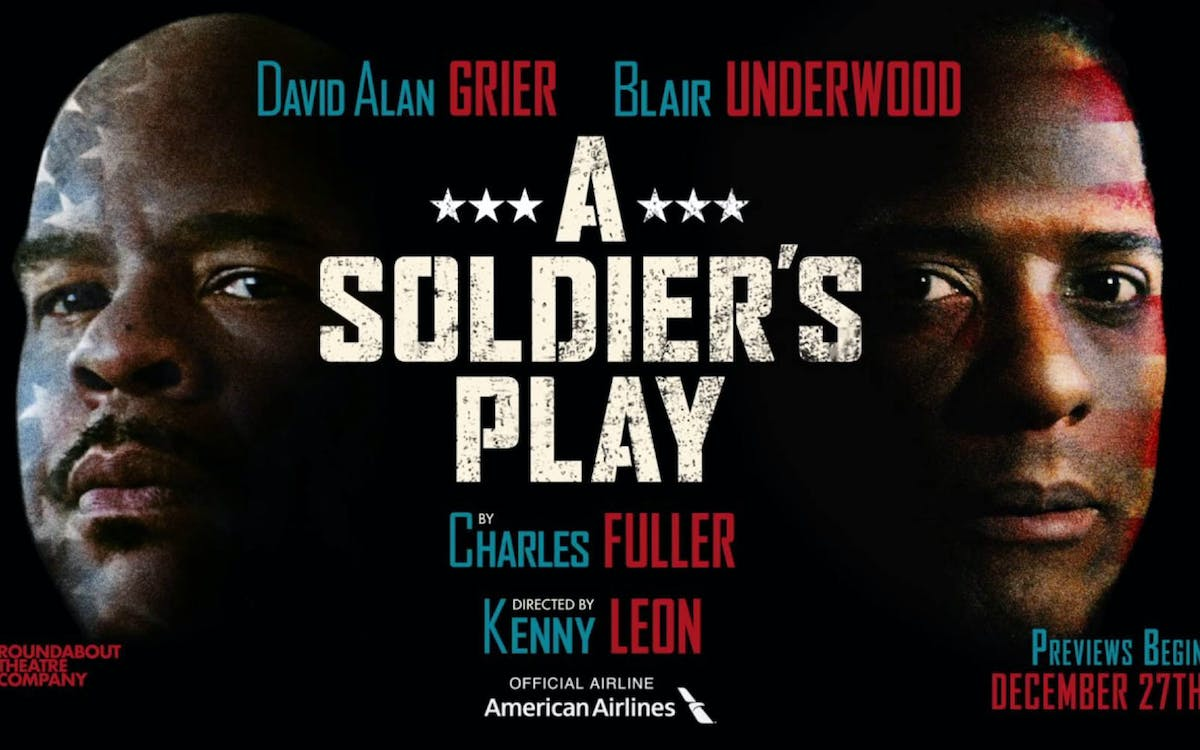 a soldier's play broadway 2 for 1-1