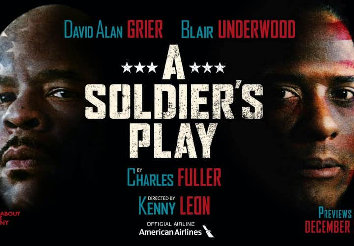 Best Broadway Shows - A Soldier's Play